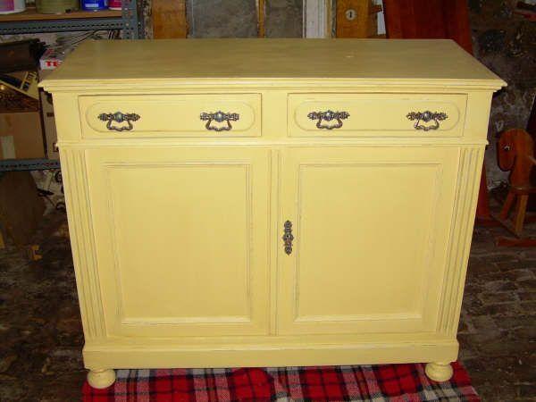 photos de meubles blancs patin s blog meublesblancs. Black Bedroom Furniture Sets. Home Design Ideas